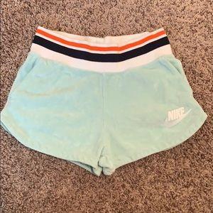 Nike Terrycloth Shorts, Size XS
